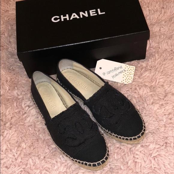 94653b03c16264 CHANEL Shoes - 💯 CHANEL Espadrilles